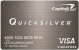 CapitalOne Quicksilver Visa Card